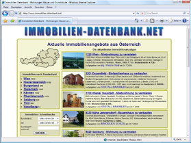 Immobiliendatenbank