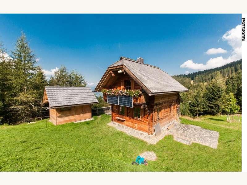 Berghütte Hüttenberg