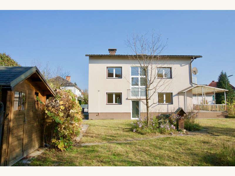 Einfamilienhaus Klagenfurt