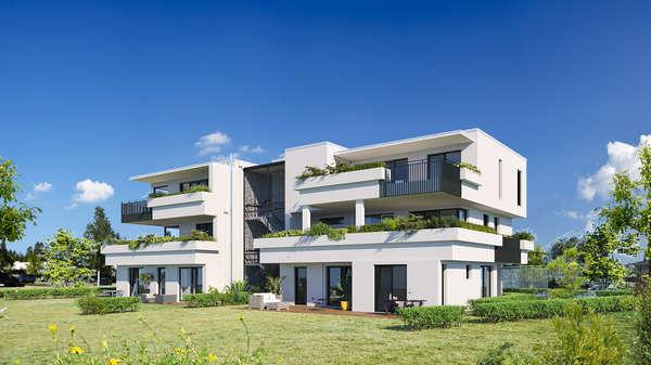 Neubauwohnungen sind unser Spezialgebiet