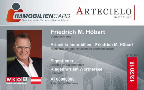 Immobiliencard